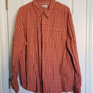 Marmot Mens button down shirt